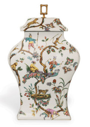 Chinoise Exotique Jar  $329.00