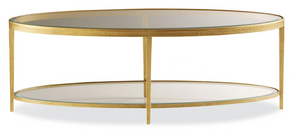 Jinx Brass Cocktail Table $1,125.00