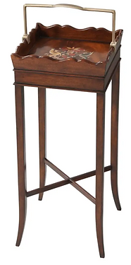 Georgian Butler Accent Table.png
