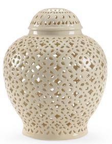 Pierced Covered Jar  $339.00