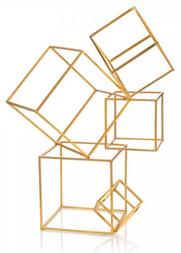 Cubed Sculpture   $129.00