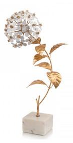 Hydrangea Gold & White $499.00