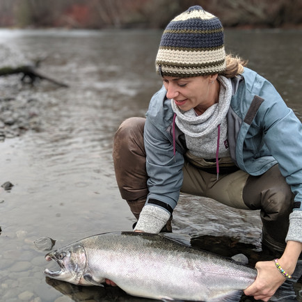 Another Nice Fall Coho
