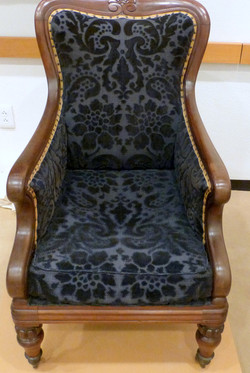 1860's chair