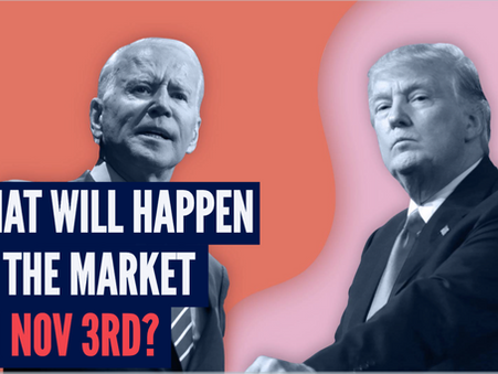 Market Mayhem: Biden vs Trump
