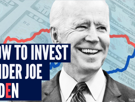 Best Bets Under a Biden Presidency