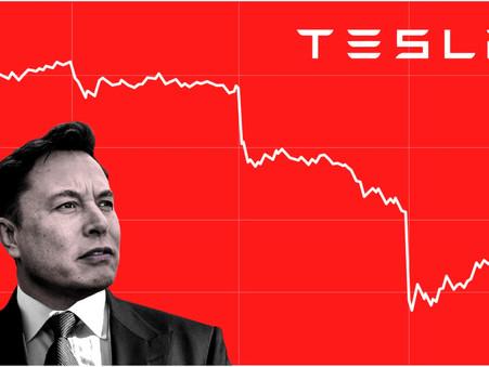 Talking Stocks: Anybody Else Miss the $1000 Tesla Rise?