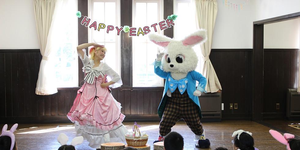 キャラDEあそぼ       ~Happy Easter~