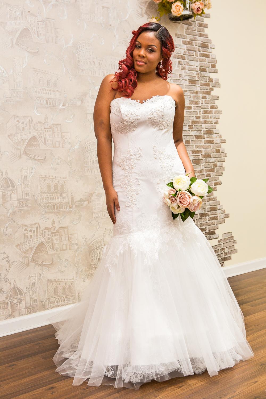 свадебные платья большого размера воронеж