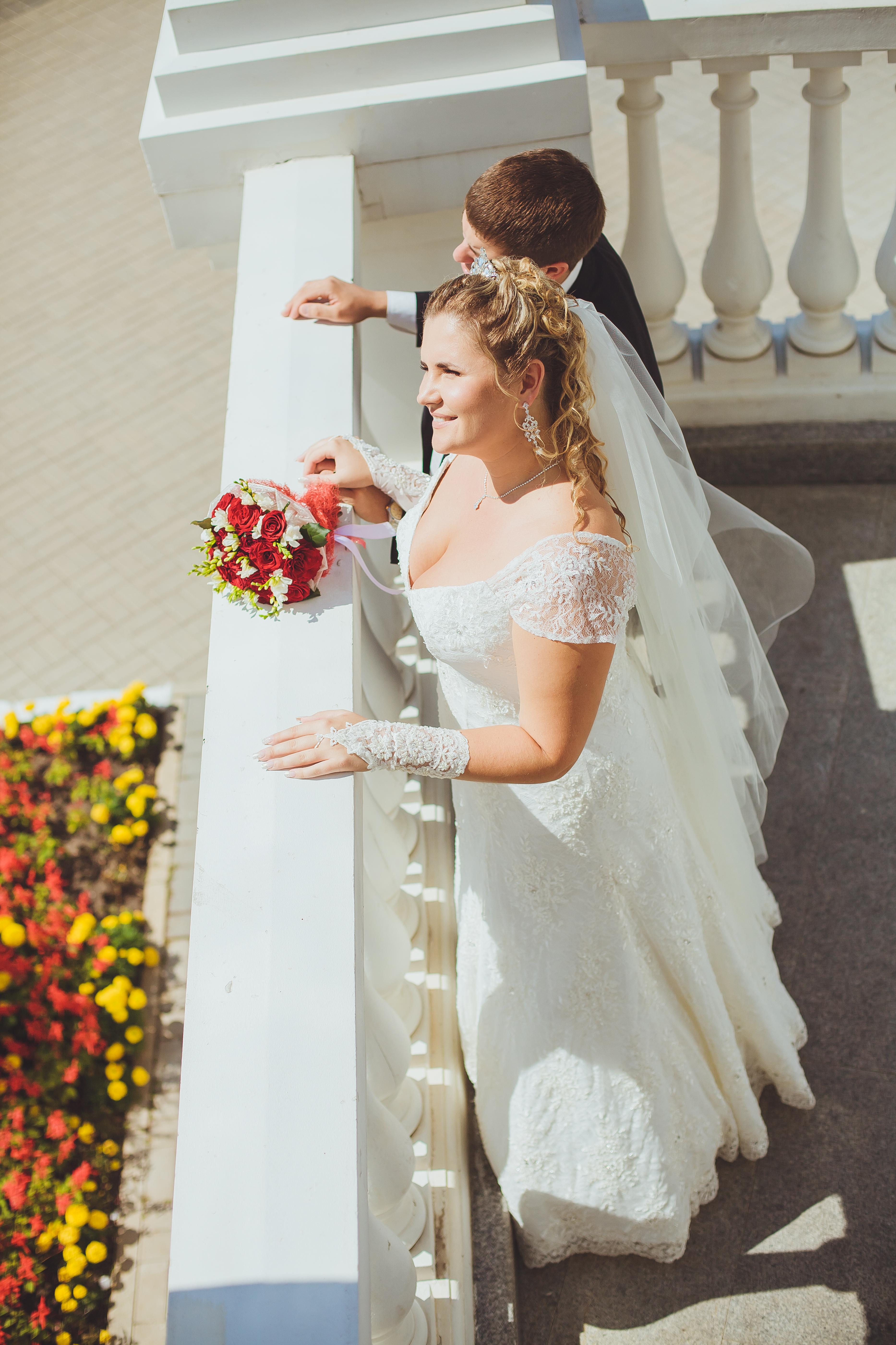 Невеста Алена в Светлана Брайдал
