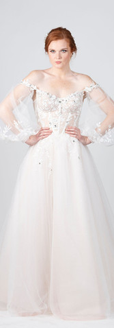 Salon Svetlana Voronezh | Svetlana Bridal Couture 2021 collection