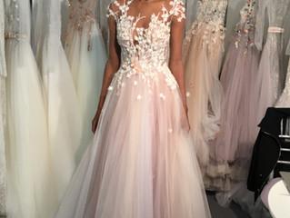 Неделя Свадебной Моды в Нью Йорке Октябрь 2016
