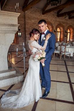 кружевные свадебные платья в Воронеж