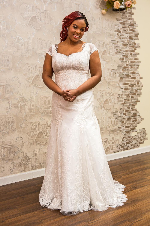 свадебные платья большого размера в воронеже