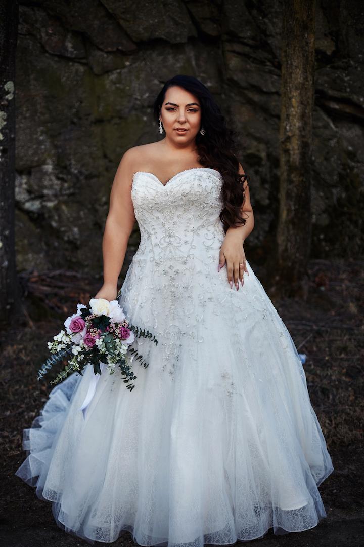 beaded wedding dresses Svetlana Bridal C