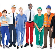 Presents a group of skilled workers with Australia Visa
