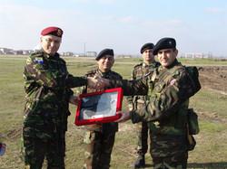 Inspecția forțelor turcești