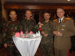 Cu locțiitorii cdt-ului NRDC Turcia