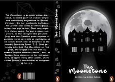 11. The Moonstane - book jacket design S