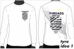 9. CLOTHING BRAND DEVELOPMENT - THREADS