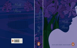 3. The Mill on the Floss - book jacket d
