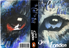 Call of the Wild - book jacket design.PN