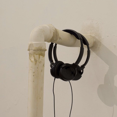 """""""Two missed calls"""" video installation detail"""