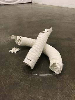 plaster slip cast