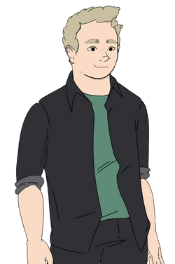 Andrew character