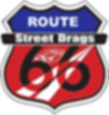 Route 66 Street Drags Logo
