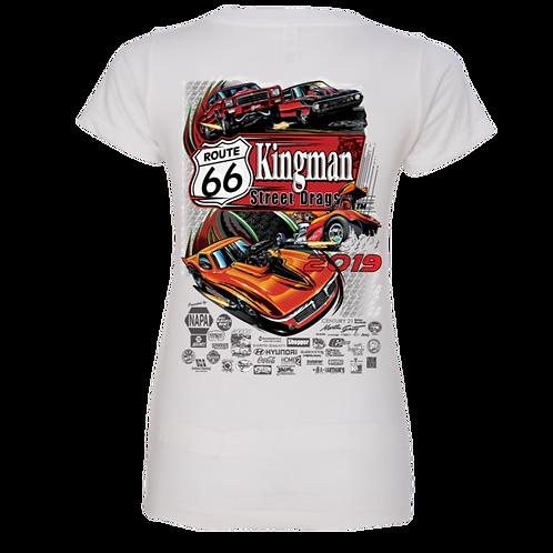 Women's 2019 Kingman Event Shirts