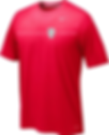 MBE nike shirt red.png