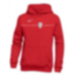 nike pullover fleece hoodie red.png