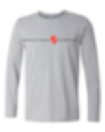 Goldman unisex LS T-shirt grey.png