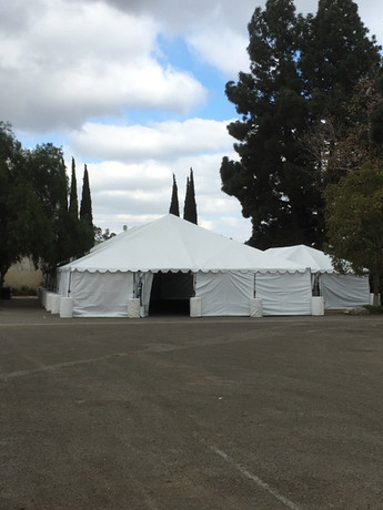 double tents