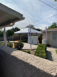 canopy 20'x20'