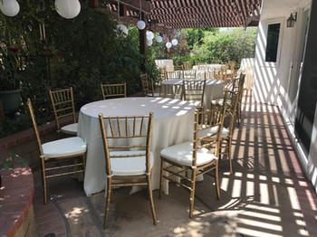 backyard wedding pt 2