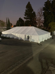40'x90' tent