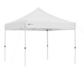 Instant White Tent