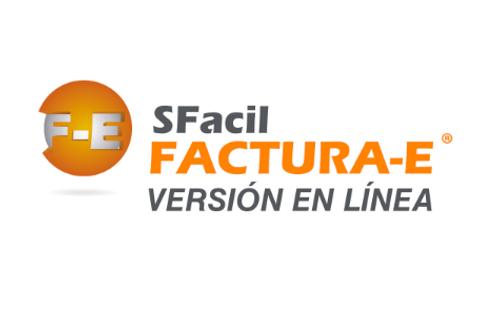 SFacil FACTURA-E® EN LÍNEA 6M
