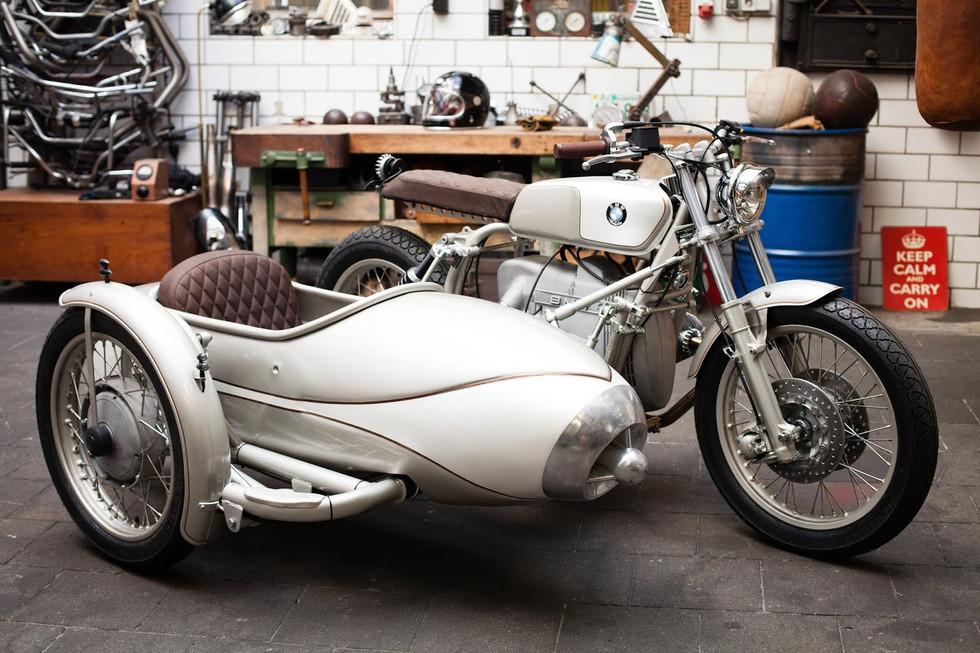 BMW R80 RT Side Car