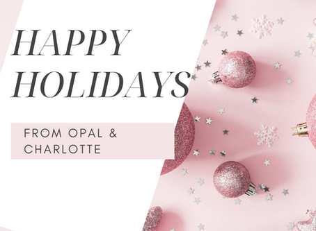 From Charlotte & Opal