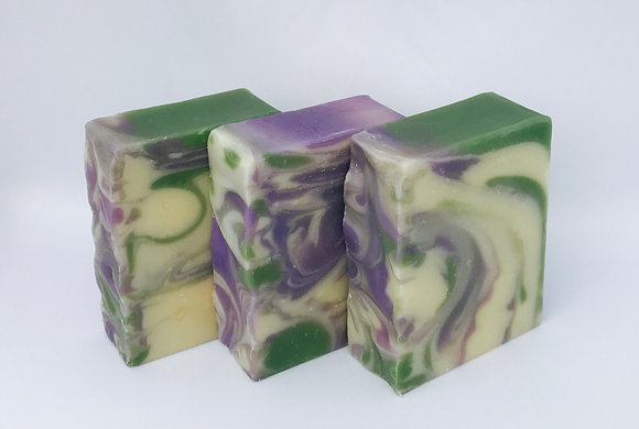 Lemongrass Herb Soap