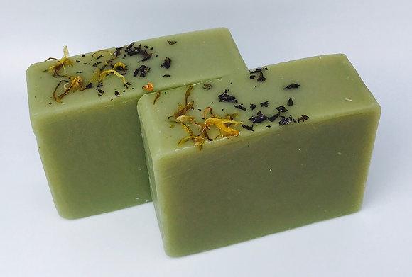 Hemp & Silk Soap