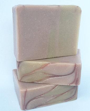 Redwood & Saffron Soap