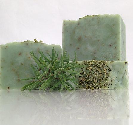 Rosemary Mint-Alyptus Soap