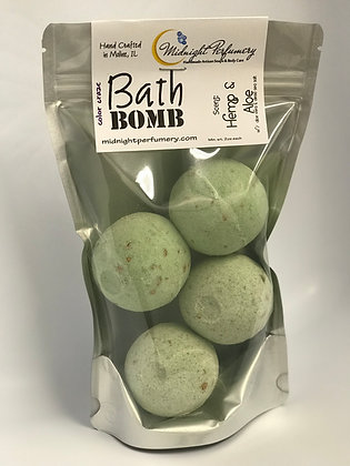 Bath Bomb 4 Pack