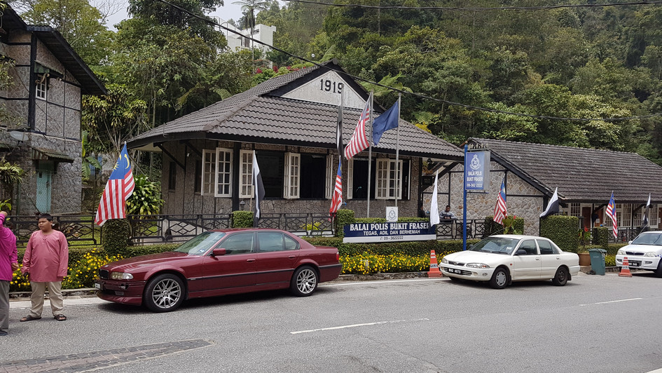 Fraser´s Hill Polizeistation