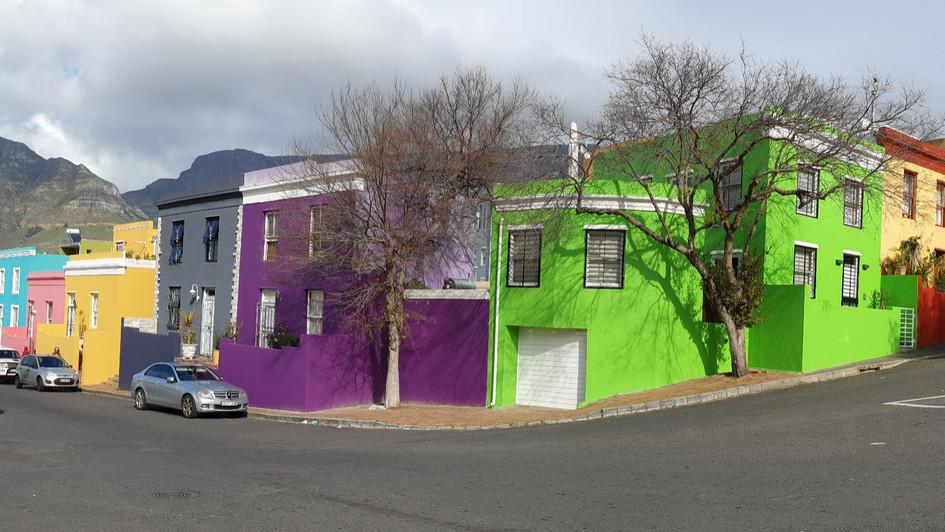 Bo Kaap , Kapstadt