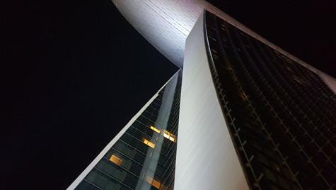 Marina Bay Sands , Außenansicht